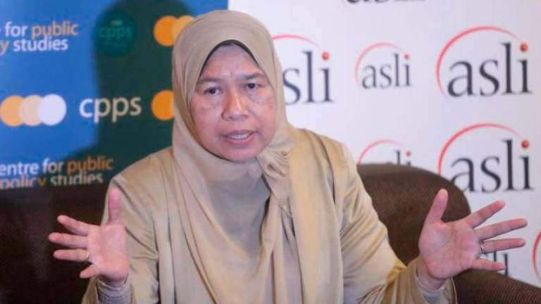 RM80M allocation for Chinese new villages - Zuraida
