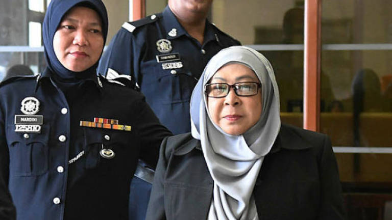 Hasanah to dispute arrest warrant for not attending case management