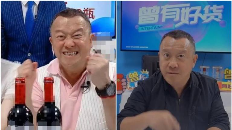 Customers bash Eric Tsang for promoting supposedly fake goods