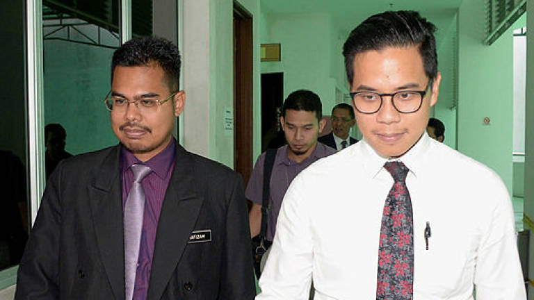 Two broken rib bones pierced Adib's right lung, inquest told