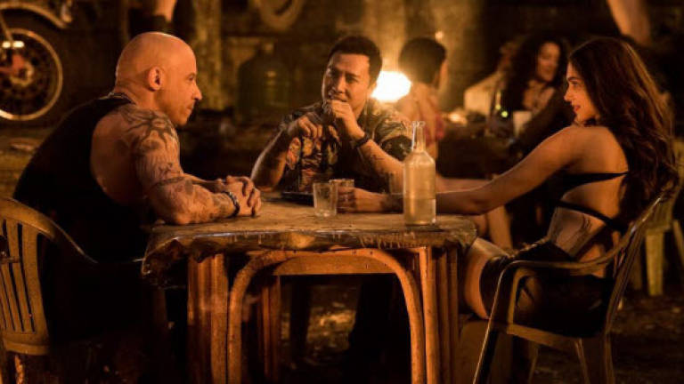 Movie Review - XXX: The Return Of Xander Cage