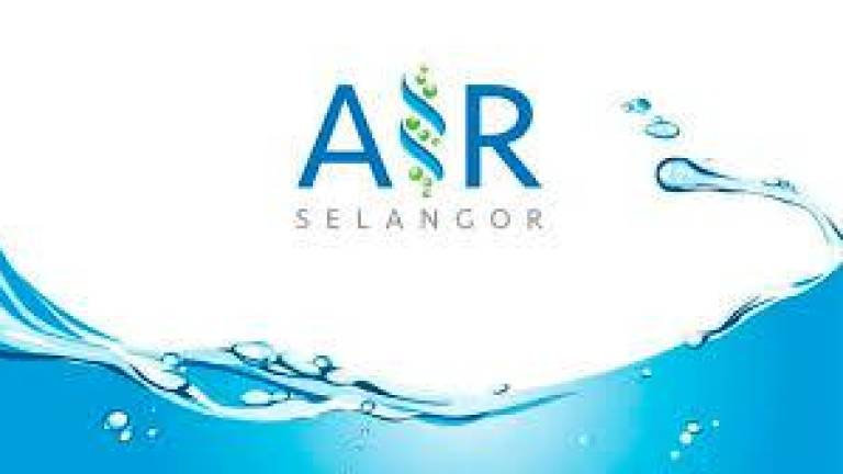 Unscheduled water supply disruption in 686 areas tonight - Air Selangor