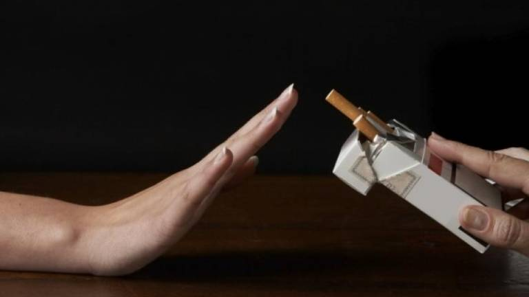 Seven challenging eatery smoking ban
