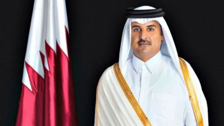 Emir of Qatar coming to Malaysia for two-day visit