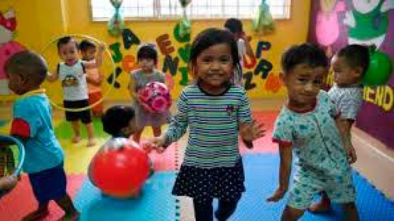 CMCO: Selangor reactivates additional child nurseries for frontliners