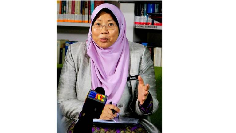 Western media should stop unjust practice of confining 'terrorism' to Muslims: Fuziah