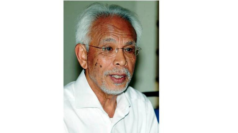 Semenyih by-election a big challenging for BN: Shahrir Samad