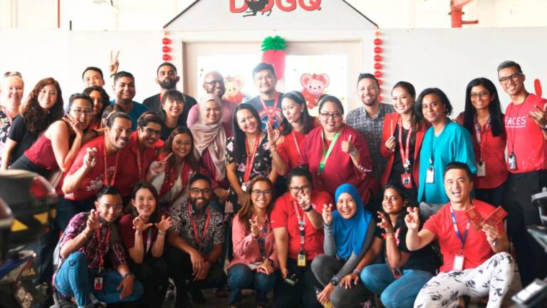Paws-perous festivities on AirAsia soil