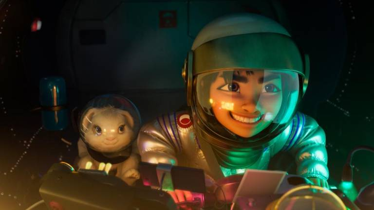 Netflix's Over The Moon is a beautiful space adventure