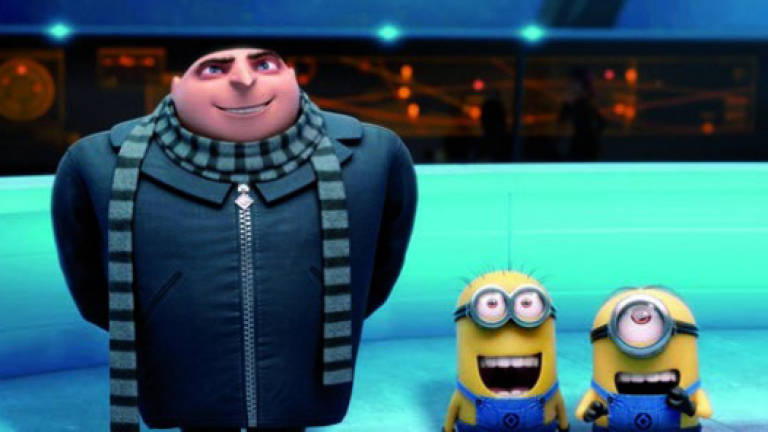 Movie Review - Despicable Me 3