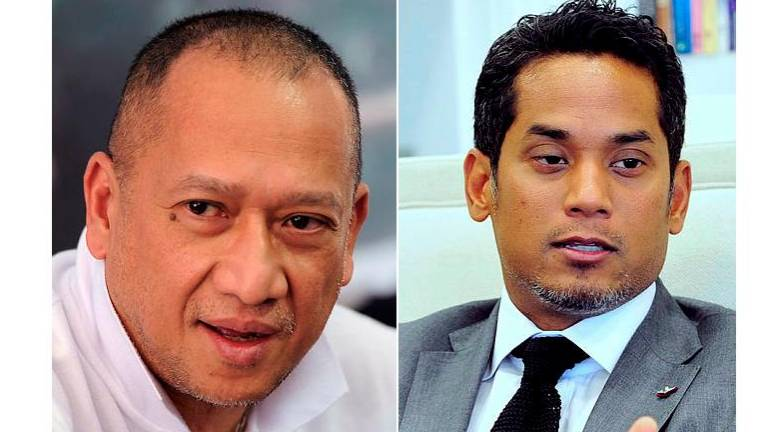 Nazri and KJ question Najib's role as BN adviser
