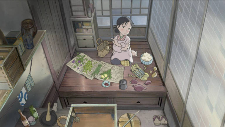 Movie Review - In This Corner of the World