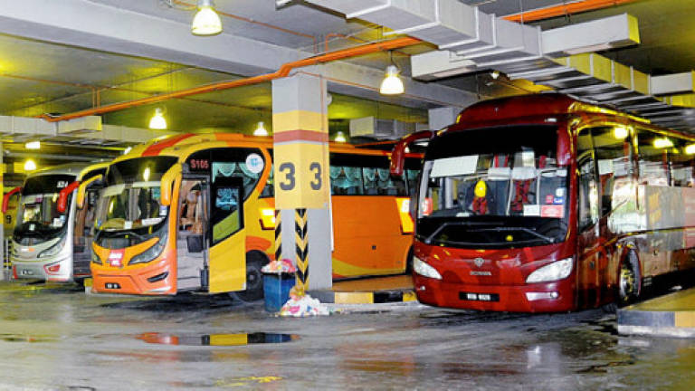 Aidilfitri: TBS sees 105,000 express bus tickets snapped up
