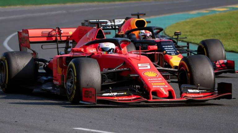 Ferrari blame balance issues for Melbourne performance