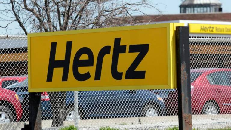 Virus-hit Hertz declares bankruptcy in US and Canada