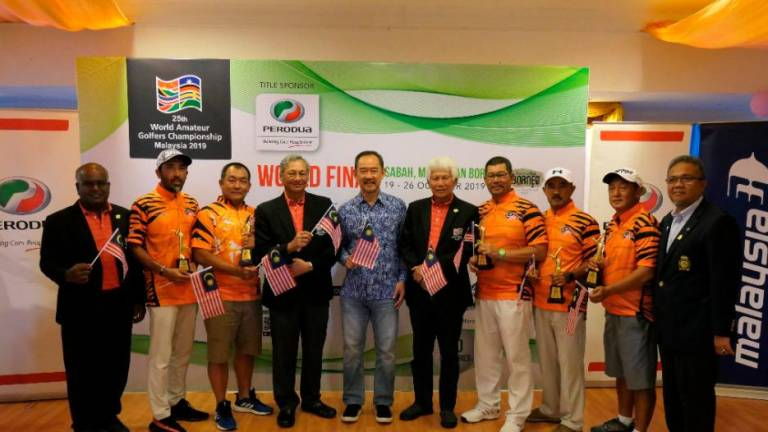 National champions all set for WAGC World Final