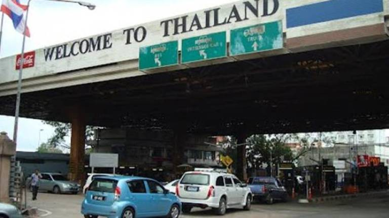 Busted: Sale of controlled items near Malaysian-Thai border