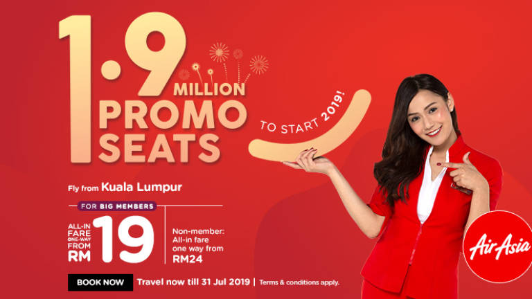 Image result for air asia jan promotion 2019
