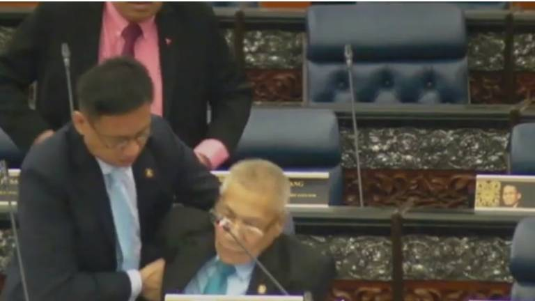 Nibong Tebal MP collapses in House (Updated)