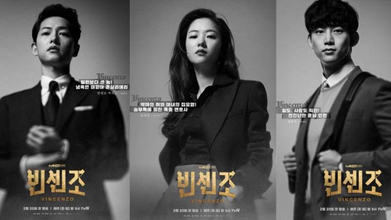 Song Joong Ki plays a consigliere for the Italian mafia in Vincenzo