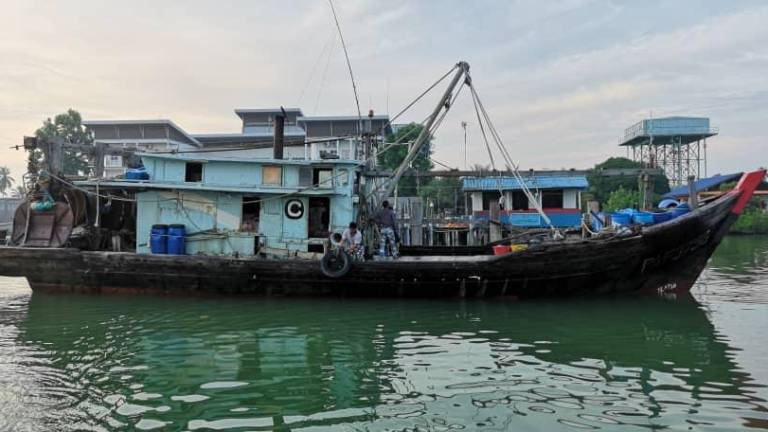 Tougher action against encroachment by foreign fishermen