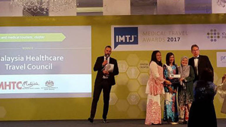 Malaysia wins best medical travel award, three years in a row