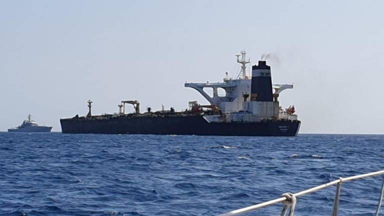 Iran tanker could leave Gibraltar on Friday unless US legal bid succeeds