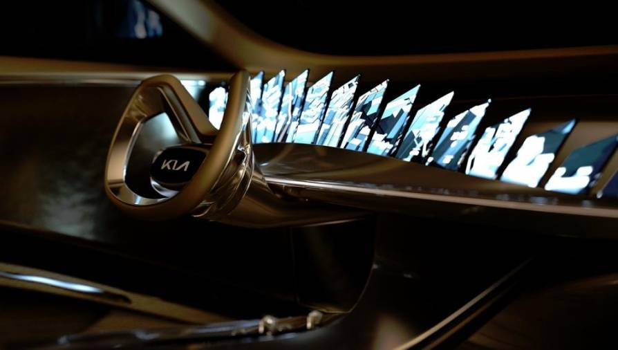 Geneva Motor Show: Kia designed latest concept from an 'emotional point of view'