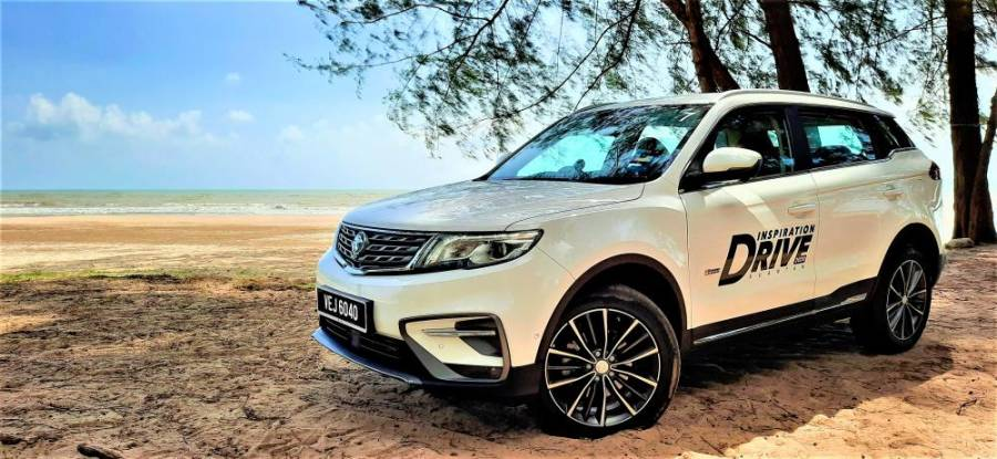 $!Updated, 'more competent' 2020 Proton X70 launched
