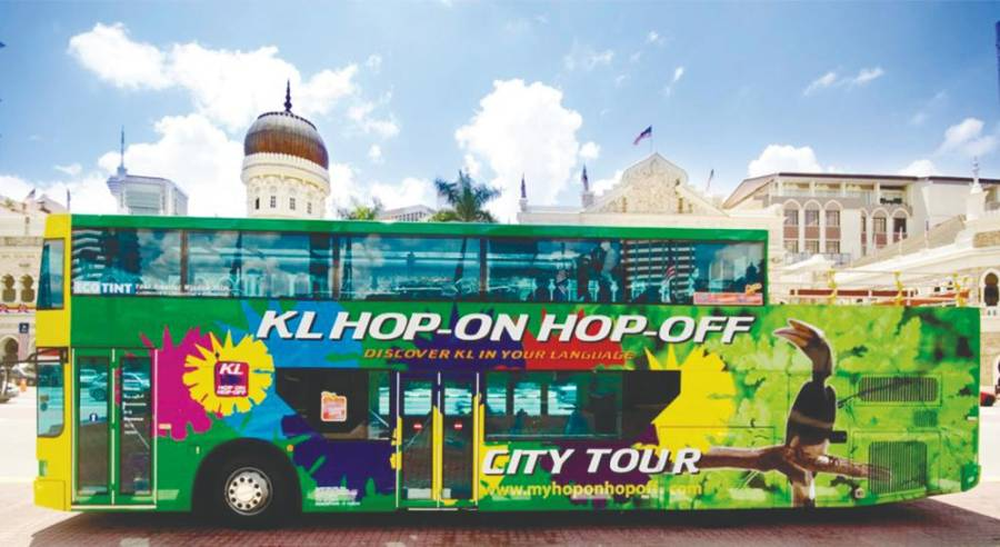 The KL Hop On Hop Off offers a romantic tour of the city