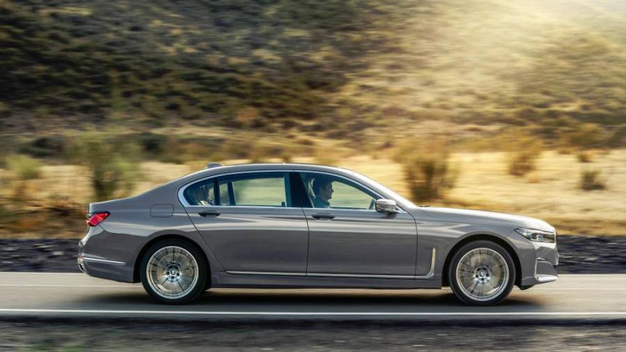 $!The new BMW 740Le xDrive Pure Excellence.