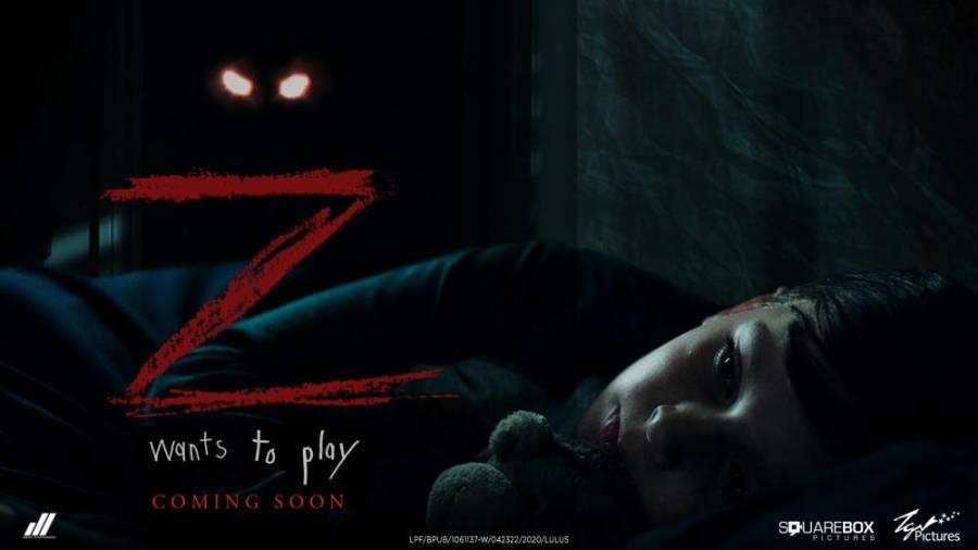 Imaginary Friends Take Over In Horror Film Z