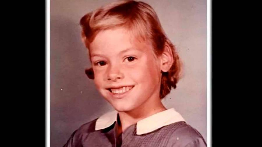 Picture of a young Aileen Wuornos.