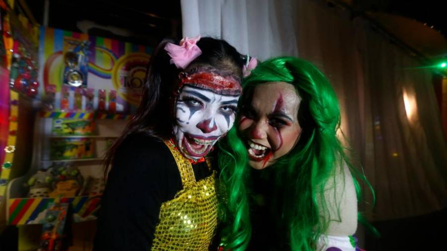 The Top Halloween party in Penang | Buzz