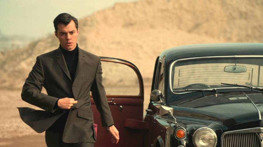 DC's Pennyworth premieres exclusively in Asia on Warner TV