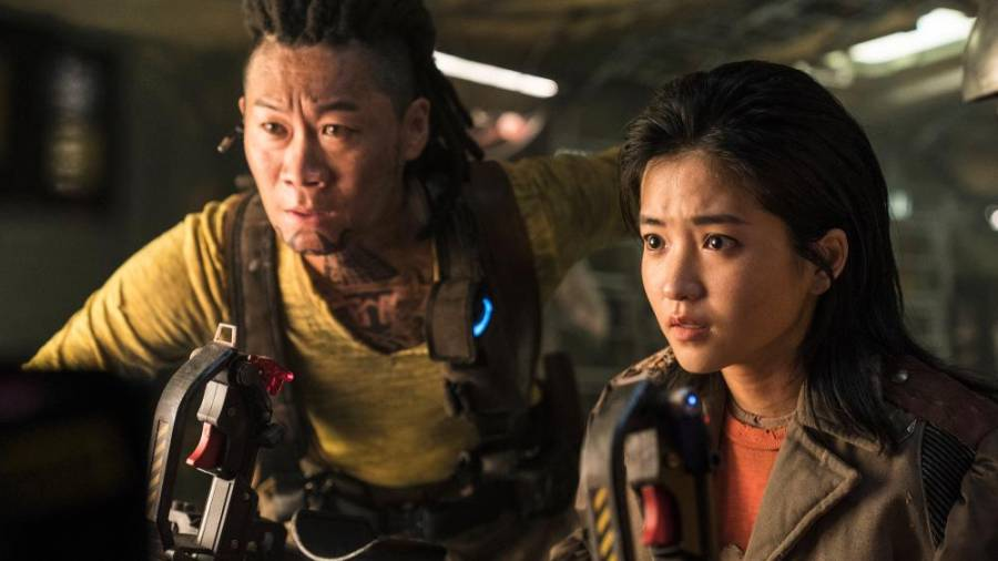 Korean scifi thriller Space Sweepers gets global Netflix premiere