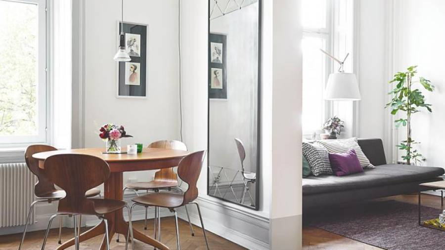 Making small spaces look bigger | BUZZ