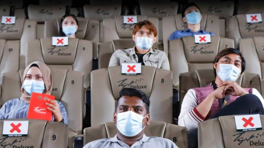 TGV welcomes cinemagoers with enhanced safety measures and perks