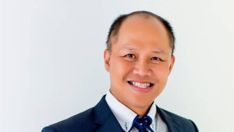 Ethan Wang, General Manager of doTERRA Malaysia