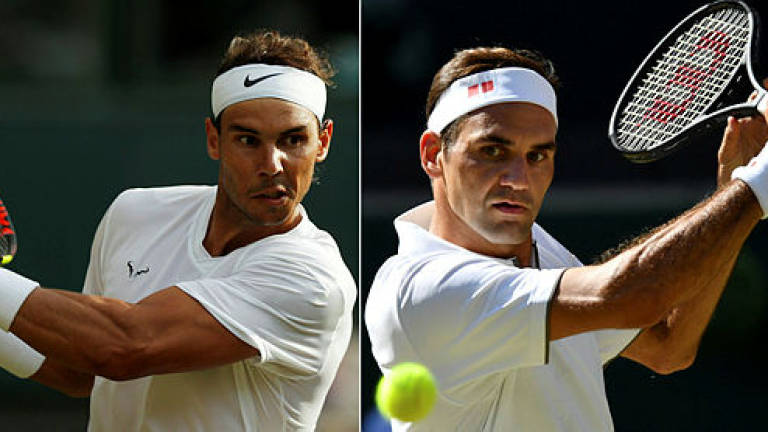 Federer, Nadal braced for Wimbledon epic