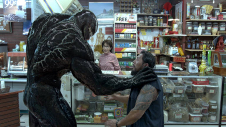 Movie review: Venom