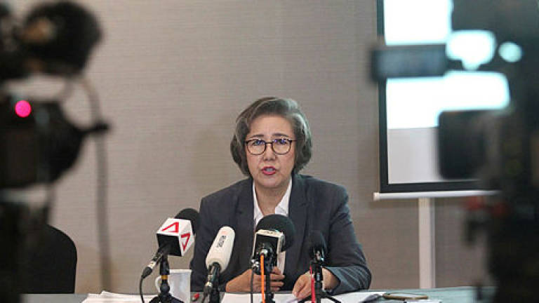 UN Special Rapporteur on the situation of human rights in Myanmar, Professor Yanghee Lee who is on a visit to Thailand and Malaysia, today — Zulkifli Ersal