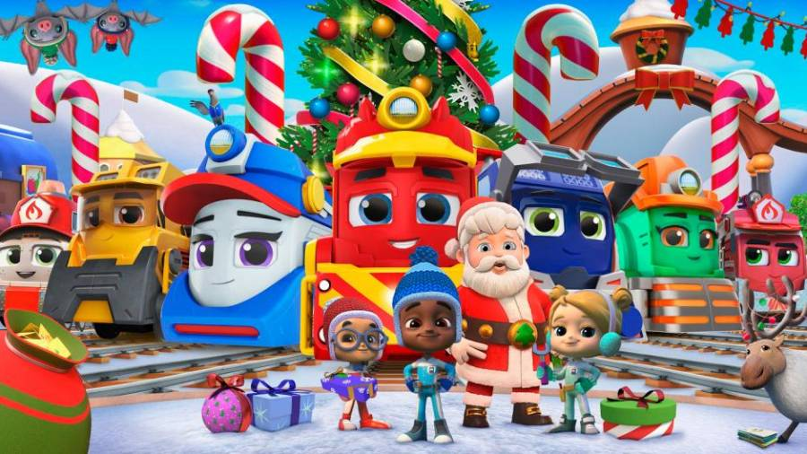11 new Christmas shows on Netflix just for kids