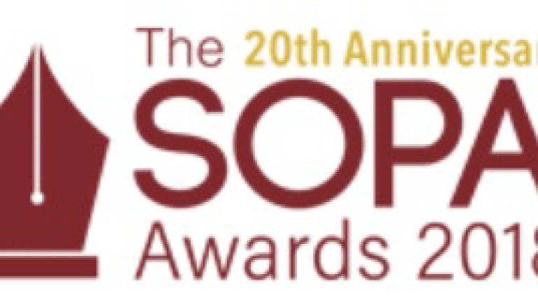 SOPA 2018 journalism awards open for entries