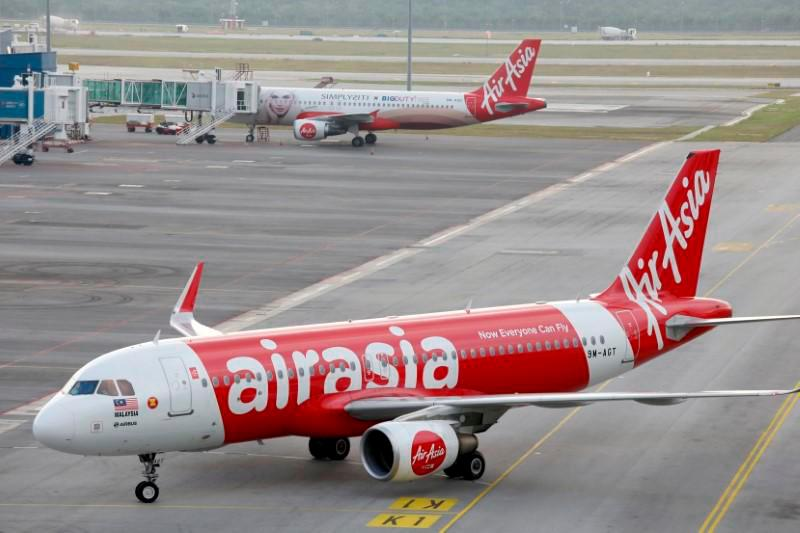 AirAsia has since last year been looking to raise RM2.5 billion to weather the pandemic impact on global travel. – REUTERSPIX