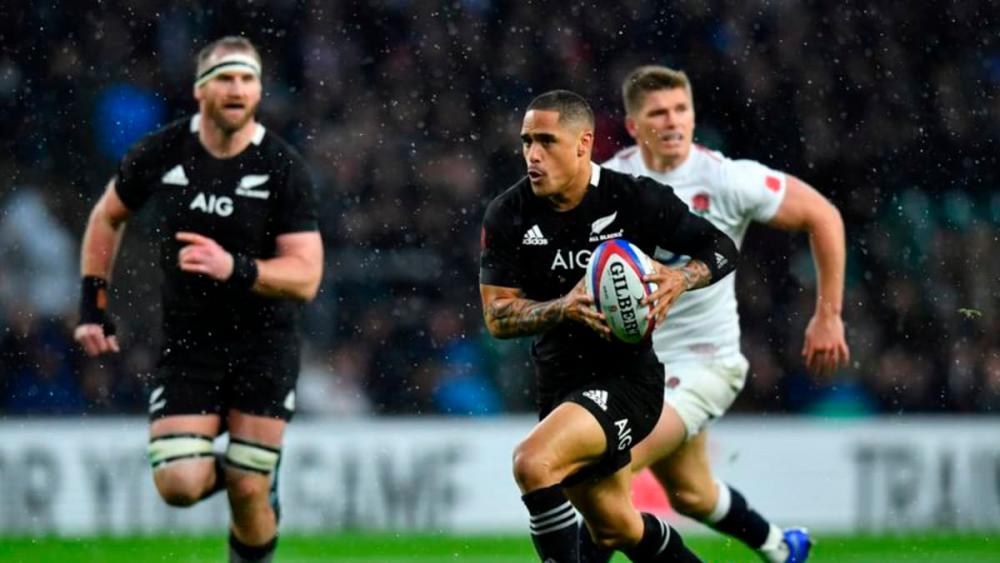 All Blacks scrumhalf Smith to miss rest of Rugby Championship