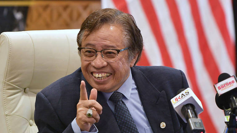 Sarawak allocates RM1.15b to mitigate impact of Covid-19
