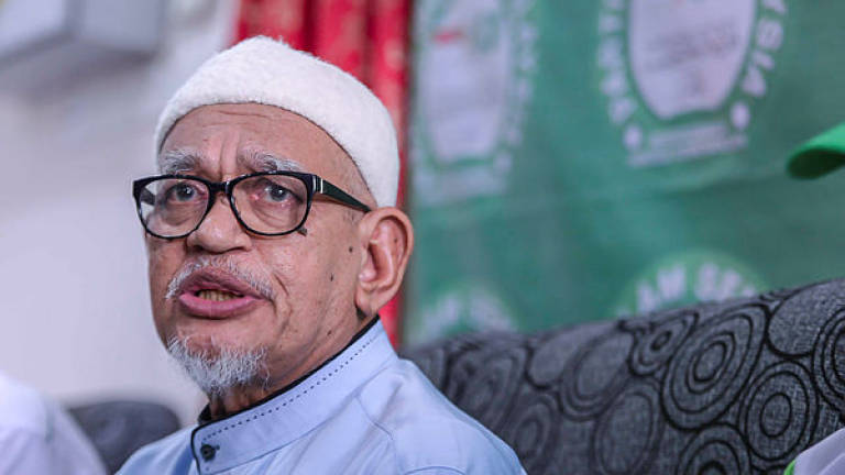 PAS will not make demands for Cabinet posts, says party president