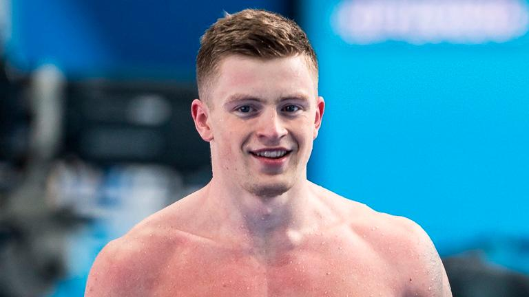 Peaty says breaking records gives him biggest thrill
