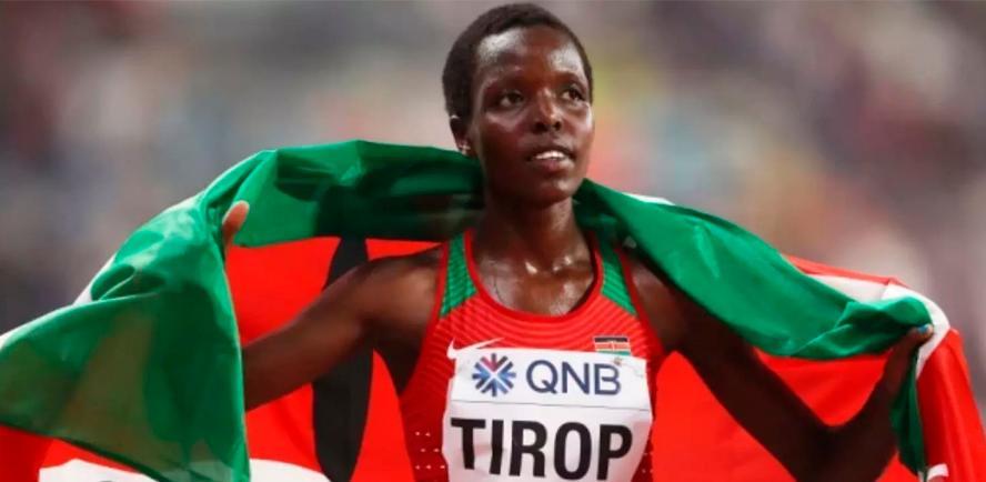 World Championship bronze medallist Tirop found allegedly stabbed to death